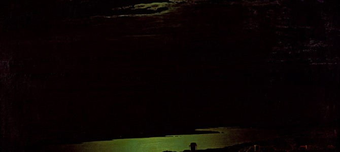Лунная ночь на Днепре, Архип Куинджи