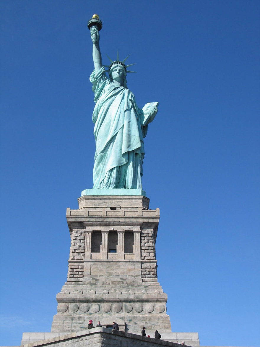 Секреты Статуи Свободы