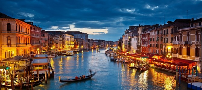 Венеция — удивительный город