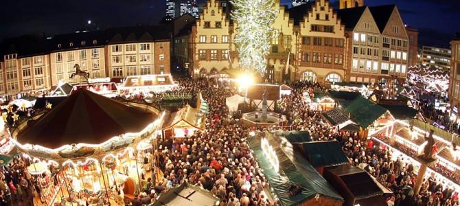 Германия в новогодние праздники